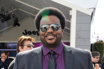 Craig Robinson Jeep at the 2017 Film Independent Spirit Awards