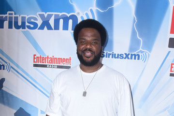 Craig Robinson SiriusXM's Entertainment Weekly Radio Channel Broadcasts From Comic Con 2017 - Day 1