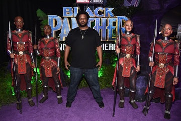 Craig Robinson The Los Angeles World Premiere of Marvel Studios' 'Black Panther'
