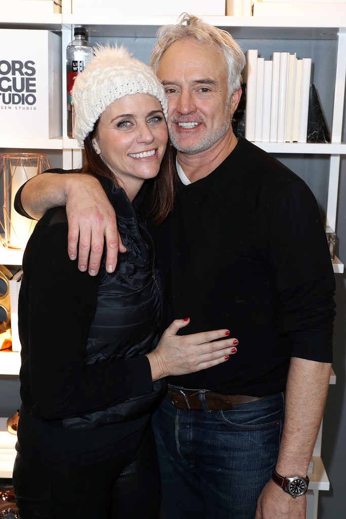 bradley whitford dating Bradley whitford is engaged to his transparent co-star amy landecker  and  the celebrity couple confirmed they were dating the next year.