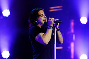 Singer Scott Stapp of Creed performs at the Wiltern Theatre on May 15, 2012 in Los Angeles, California.