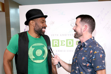 Cress Williams 2017 WIRED Cafe at Comic Con, Presented By AT&T Audience Network - Day 2