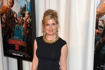 Cressida Cowell 'How to Train Your Dragon 2' Cocktail Reception