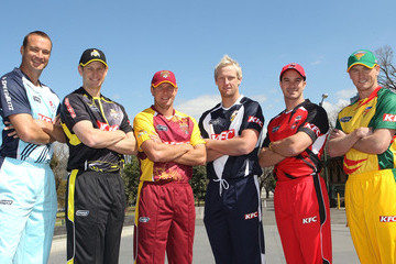 James Hope Cricket Australia State Cricket Season Launch