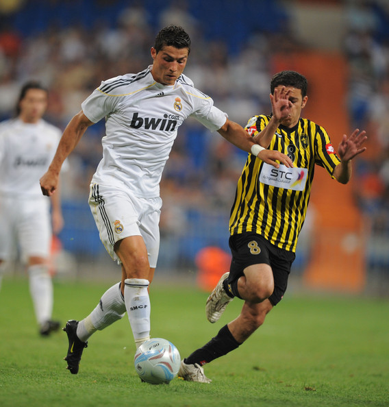 ronaldo real madrid 7. Real Madrid v Al-Ittihad