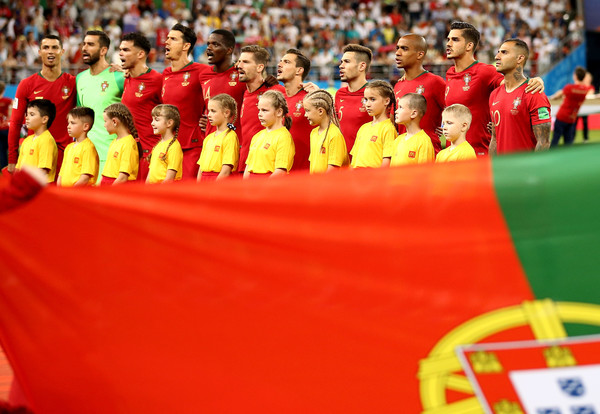 Iran Vs. Portugal: Group B - 2018 FIFA World Cup Russia [fan,team,crowd,product,stadium,player,audience,sport venue,sports,team sport,portugal: group b - 2018 fifa world cup,group b match,russia,portugal,saransk,mordovia arena,iran]
