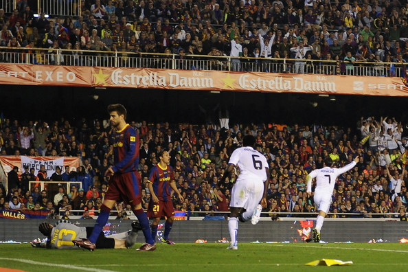 real madrid v barcelona copa del rey final