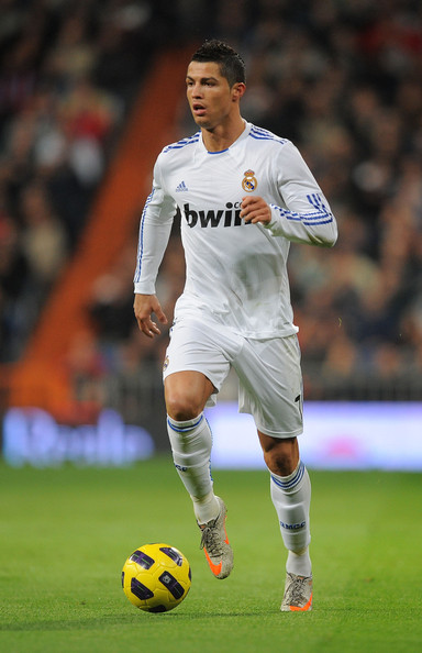 Cristiano Ronaldo Photos - Real Madrid v Villarreal - La Liga - Zimbio