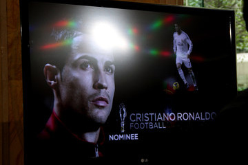 Cristiano Ronaldo Laureus World Sports Awards Nominations Announcement