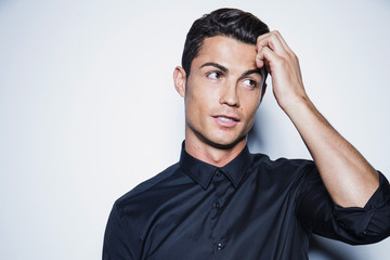 Cristiano Ronaldo Cristiano Ronaldo Launches His New CR7 Shirts Collection