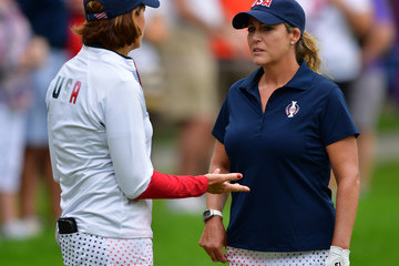 Cristie Kerr The Solheim Cup - Preview Day 4