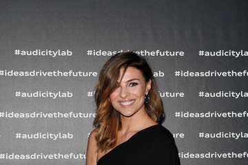 Cristina Chiabotto Audi City Lab Event