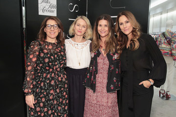 Cristina Cuomo Saks Fifth Avenue And Purist Host Wellness Panel Discussion With Naomi Watts