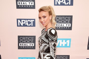 Giuliana Rancic attends the Critics' Choice Real TV Awards at The Beverly Hilton Hotel on June 02, 2019 in Beverly Hills, California.