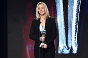 Lisa Kudrow speaks onstage during the Critics' Choice Real TV Awards at The Beverly Hilton Hotel on June 02, 2019 in Beverly Hills, California.
