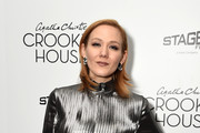 """Louisa Krause attends the """"Crooked House"""" New York Premiere at Metrograph on December 13, 2017 in New York City."""