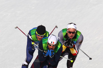 Vincent Vittoz Cross-Country Skiing - Day 11