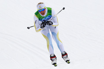 Anna Olsson Cross-Country Skiing - Day 4