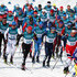 Ristomatti Hakola Emil Iversen Photos - Ristomatti Hakola of Finland, Lucas Boegl of Germany, Francesco De Fabiani of Italy, Andrew Musgrave of Great Britain, Emil Iversen of Norway compete during the Men's 50km Mass Start Classic on day 15 of the PyeongChang 2018 Winter Olympic Games at Alpensia Cross-Country Centre on February 24, 2018 in Pyeongchang-gun, South Korea. - Cross-Country Skiing - Winter Olympics Day 15