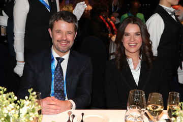 Crown Prince Frederik Previews - Winter Olympics Day -1