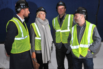 Craig Dykers Crown Prince Haakon & Crown Princess Mette-Marit Of Norway Visit New York City - Day 2