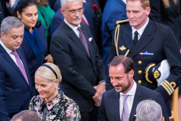 Crown Prince Haakon Of Norway Nobel Peace Prize Award Ceremony 2017
