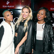 Crystal Harris TAO Group's Big Game Takeover Presented By Tongue & Groove