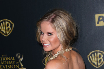Crystal Hunt The 42nd Annual Daytime Emmy Awards - Press Room