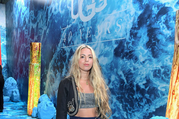 Crystal Moselle UGG Celebrates 40 Years At Chateau Marmont