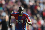 Mamadou Sakho of Crystal Palace in action during the Premier League match between Crystal Palace and Southampton FC at Selhurst Park on September 1, 2018 in London, United Kingdom.