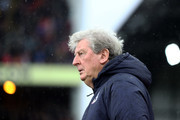 Crystal Palace Manager Roy Hodgson looks on prior to the Premier League match between Crystal Palace and Wolverhampton Wanderers at Selhurst Park on October 6, 2018 in London, United Kingdom.