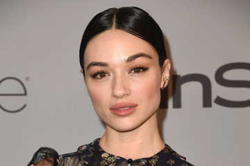 Crystal Reed Warner Bros. Pictures And InStyle Host 19th Annual Post-Golden Globes Party - Arrivals