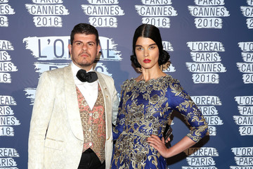 Crystal Renn L'Oreal Paris Blue Obsession Party - The 69th Annual Cannes Film Festival