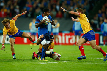 Csaba Gal France v Romania - Group D: Rugby World Cup 2015
