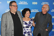 Larry David and Jeff Garlin Photos Photo