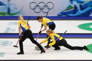 Cathrine Lindahl Curling - Day 6