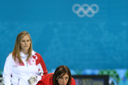 Jennifer Jones Eve Muirhead Photos Photo