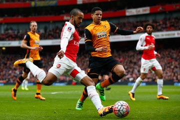 Curtis Davies Arsenal v Hull City - The Emirates FA Cup Fifth Round