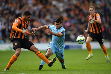 Curtis Davies Hull City v Manchester City - Premier League