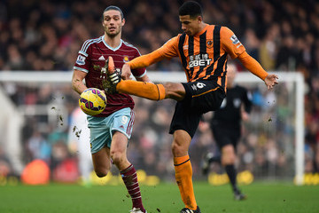 Curtis Davies West Ham United v Hull City - Premier League