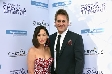 Curtis Stone 16th Annual Chrysalis Butterfly Ball - Arrivals