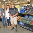 Curtiss Shaver Country Music Stars Attend The Brickyard 400 Presented By BigMachineRecords.com
