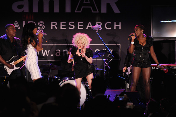 2010 amfAR New York Inspiration Gala - Show