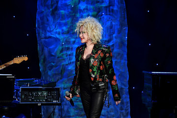 """Cyndi Lauper Pre-GRAMMY Gala and GRAMMY Salute to Industry Icons Honoring Sean """"Diddy"""" Combs - Show"""