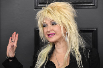 Cyndi Lauper 62nd Annual GRAMMY Awards – Arrivals