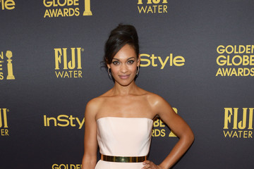 Cynthia Addai-Robinson Hollywood Foreign Press Association And InStyle Celebrate The 2017 Golden Globe Award Season