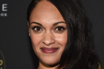 Cynthia Addai-Robinson People's 'Ones to Watch' Event Presented by Maybelline New York - Red Carpet