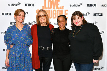 """Cynthia Leive Audible Presents: """"In Love And Struggle"""" At The Minetta Lane Theatre – March 1"""