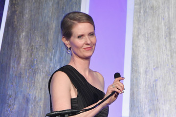 Cynthia Nixon IFP's 27th Annual Gotham Independent Film Awards - Show