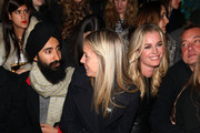 Meredith Melling-Burke Waris Ahluwalia Photos Photo